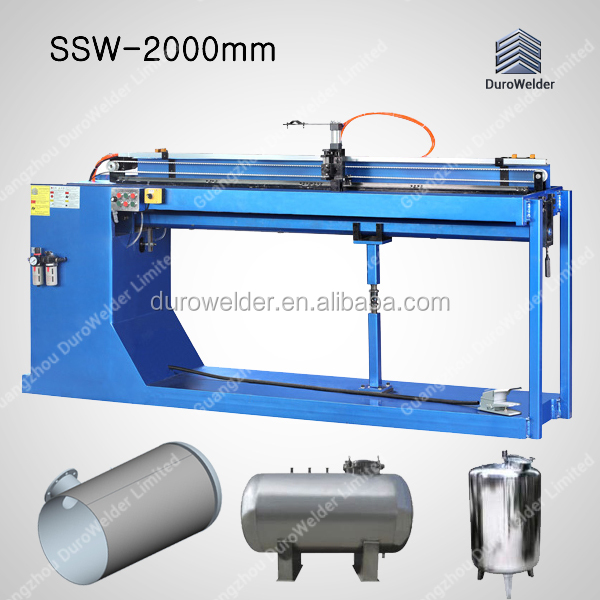 Fire Extinguisher Automatic Straight Seam Welding Machine