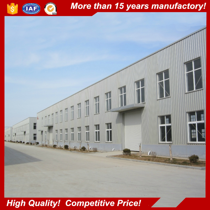 low cost steel buildings kits / prefabricated steel frame warehouse