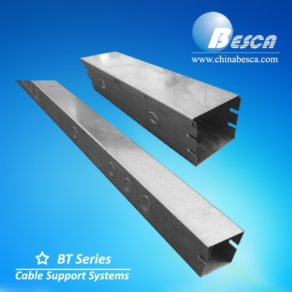 Galvanized Steel Cable Tray sizes cable wireway