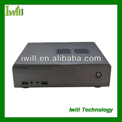 Iwill ZPC-D2700MUD-H60 mini itx home multimedia with VGA