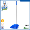 Mr.SIGA Hot Style Plastic dustpan with long handle broom stick
