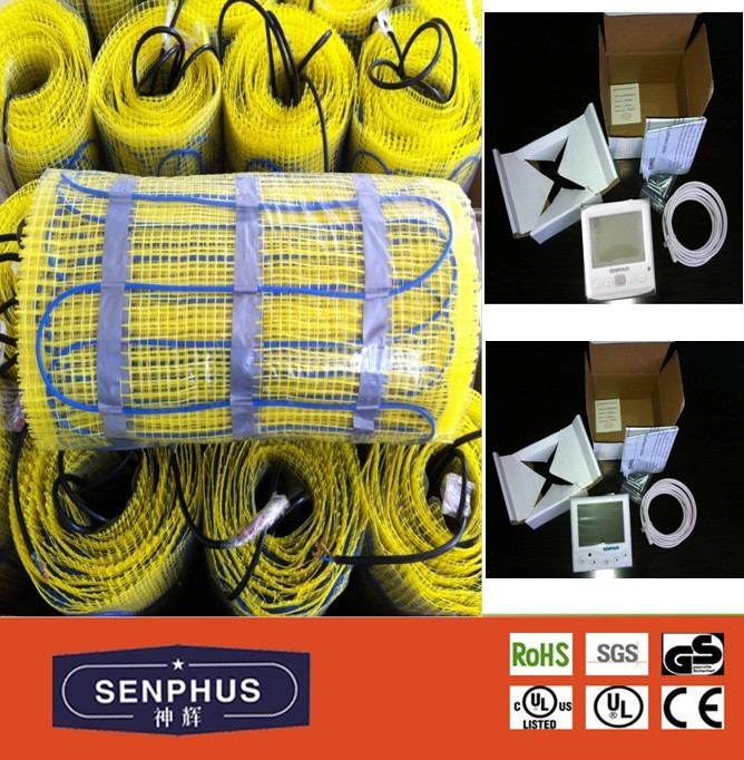 underfloor cabon fibre electrical heating wires