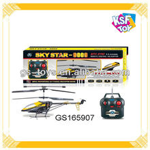 3 CHANNEL WIRELESS HELICOPTER WITH GYRO
