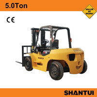 6Ton forklift pictures automatic forklift