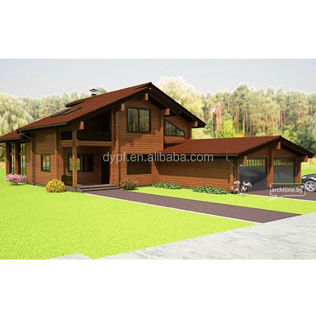 Prefab Wooden House With Music Studio DYE-320