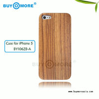 2013 new product high quality back cover for apple iphone 5 and wooden back cover case for iphone5