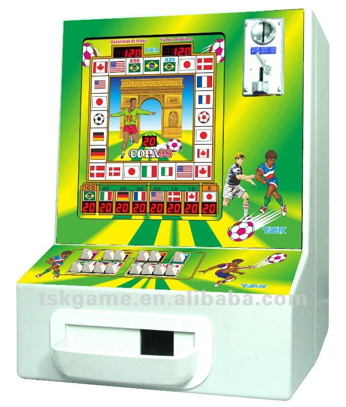 MY-10: Mario game machine: COPA 98