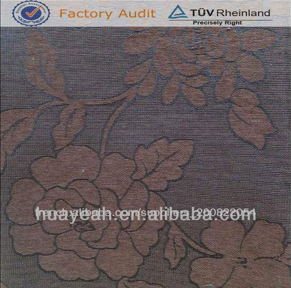 Tissus d 39 ameublement jacquard de chenille pour canap tissus tiss s id de - Tissu d ameublement pour canape ...