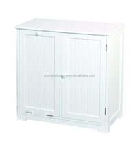 New Arrival MDF 1 Door 1 Pull-out Cabinet Wood Storage Cabinet