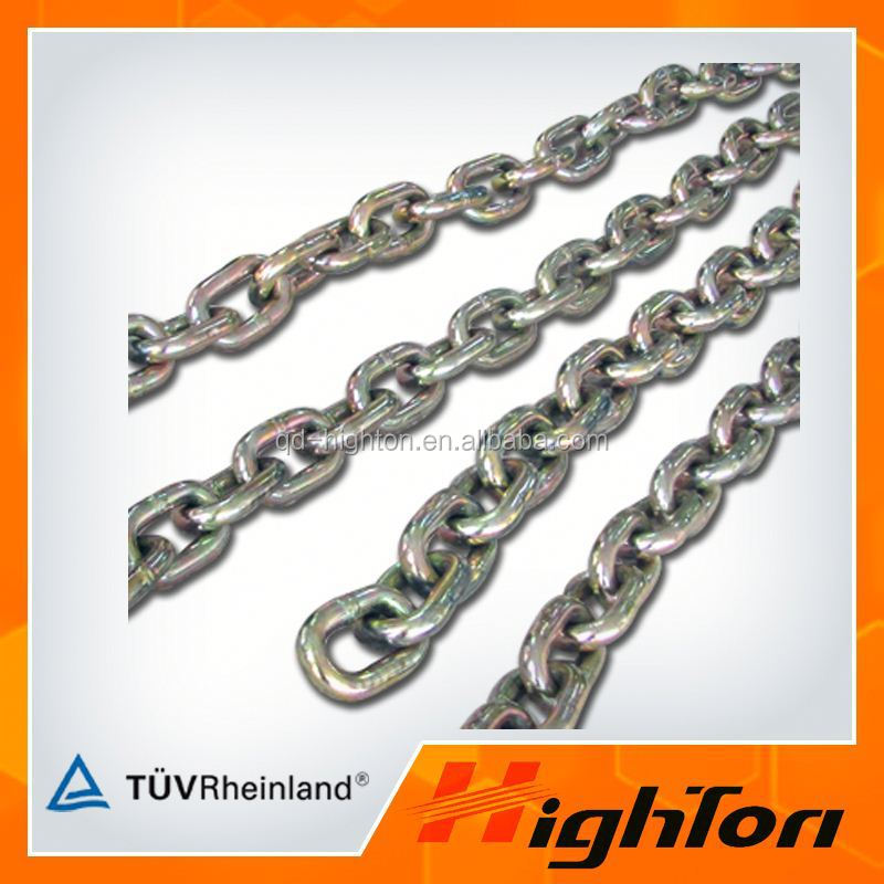 G30 Din 766 Steel Galvanized Short Link Chain