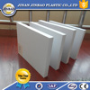 JINBAO light weight sintra expanded pvc foam board for cnc engraving