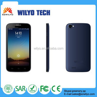 WA988F 5.0Inch Qualcomn 8225 Quad Core No Brand Factory Reset Mobile Android Phones