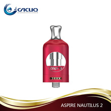 Wholesale Aspire Nautilus 2 Tank, new vape 2.0ml Aspire Nautilus 2 Atomizer, chiesne products 22mm Nautilus 2 Tank
