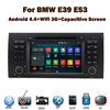 Quad Core 1024*600 HD 1 din android car dvd player for bmw E39 E53 Wifi 3G Bluetooth Radio RDS USB IPOD Steering wheel Canbus