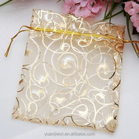 Purple Organza Pouch Gift Bag for Promotions China Manufacturer