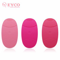 facial cleanser brush sonic silicone electric rotating facial brush reviews for men&women gift
