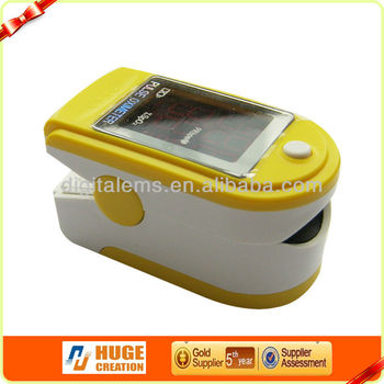 Finger plus oximeter Fingertip pulse oximeter
