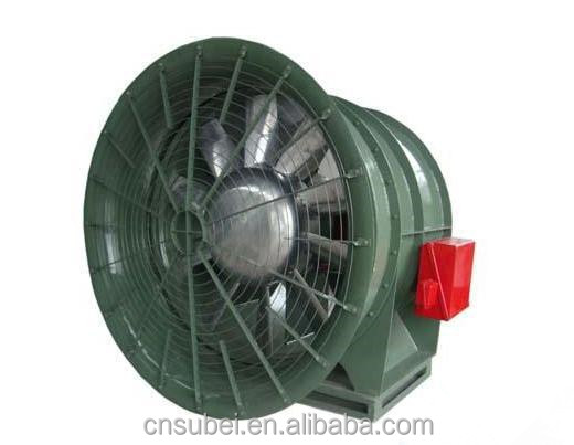 china manufacturers DTF- series metro & tunnel fan jet / tunnel ventilation fan