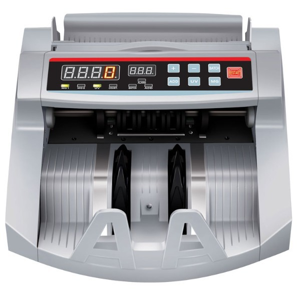 Helpful Easy-use Money Counting Machine