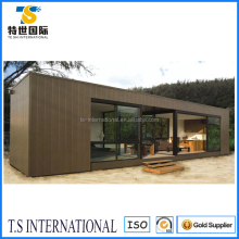 modular homes wooden house living container house