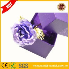 Online Shopping 10Inch Pure 24 Karat Gold Plated Rose, Fake Rose Flower With Gift Box For Couples
