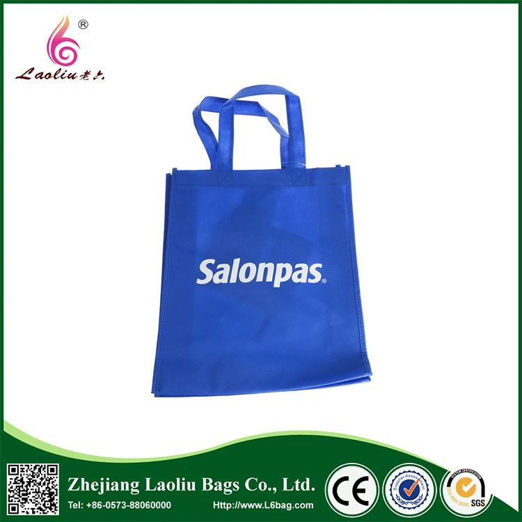 Professional made different types washable recyclable foldable supermarket trolley shopping bag