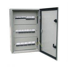 Outdoor grp cable distribution cabinet