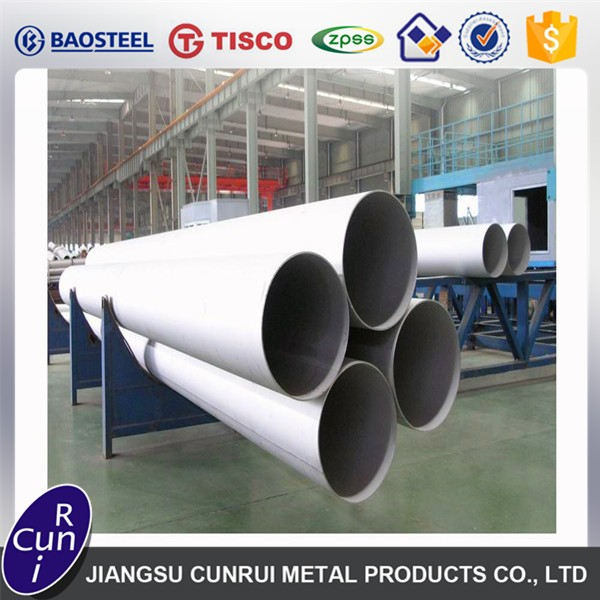 High Grade Good quality stainless steel pipe list with great price