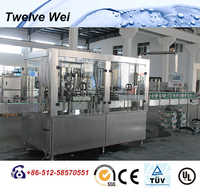 Perfect Sale Buy Complete Carbonated Drink Filling Machine/For Automatic Gas Beverage Production Plant