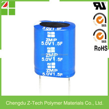 Best seller Lead Free & ROHS compliance quality assurance ultra capacitor module 5.0V 1.5F super capacitor