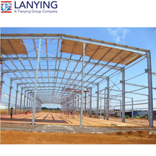 steel structure warehouse about workshops sugar plant prefabricated workshop
