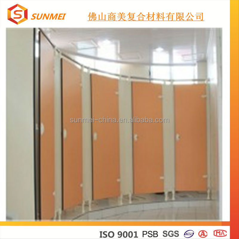 2017 New Panels Aluminum Honeycomb Fire Rated Door
