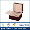 Luxury Wooden Watch Box Wooden Watch Box With Pillow