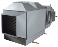 Water To Air Recuperator & Evaporator Condenser & Coil Heat Exchanger For HVAC Industry