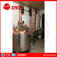 Home Copper Alcohol Distillation Equipment For