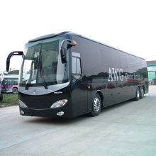 6x4 13.7m 68 Seats Luxury Bus Dimension ,Luxury Buses For Sale