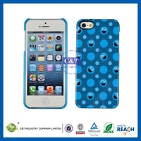 sublimation cell phone case/cover printing for apple iphone 5 parts