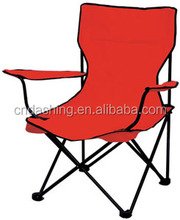 Small comfortable folding chair with high quality,cheap foldable chair with armrest
