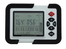 HT-2000 Co2 testing instrument/ CO2/Temp./RH data logger/carbon dioxide meter CO2 meter
