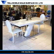 Modern design interactive dining table and chair