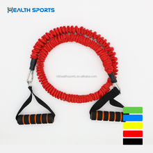 body strong fitness equipment latex tube expander hand