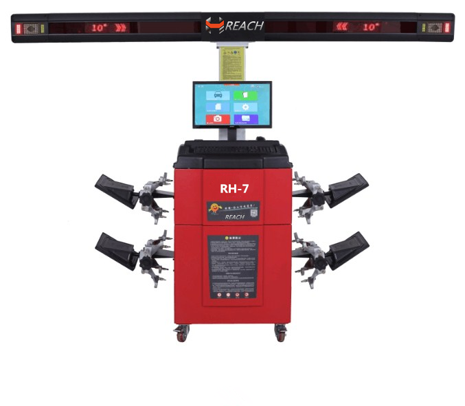 3D Car wheel alignment for All Brand Car