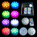 Remote Controlled Color Changing waterproof led candles