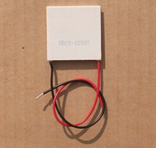 TEC1-12707 Thermoelectric Cooler Cooling Peltier Plate Module 40*40mm