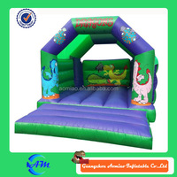 Adult baby bouncer outdoor indoor inflatable bounce house for sale