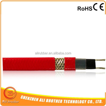 Automatical Control Heat Trace Cable for Pipes Heating Cable
