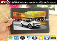 "Easy touch Android tablet pc 7""tablet Allwinner A23 tablet dual core tablet"