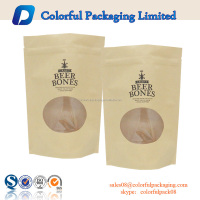 Plastic coffee bag custom printing bag small coffee bean packaging bags with valve