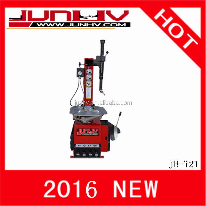 "JUNHV Used tire changers for sale 10""-22"",cheap tyre changer with CE JH-T21"