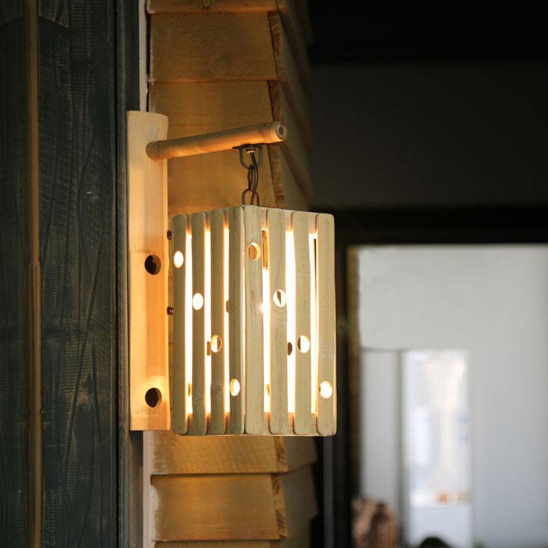 Decorative Exterior Wall Lights : New Fashion Outdoor Decorative Wall Light Vintage Bamboo Wall Light - Buy Outdoor Wall Light ...